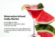 Sousvide Drinks