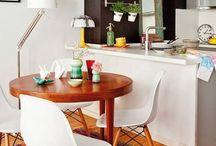cozinha / inspirações de decoração e organização para uma cozinha especial