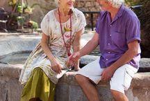 Envelhecendo graciosamente: casais