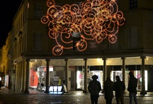 Urban interventions / Street art, graffiti, installations in urban environments and art in the great outdoors.