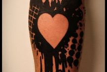 Tattoos-Ink / For those who love beauty of an Ink ... / by Giorgi Lomidze