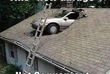 Garage Fails / #garage #fail #funny