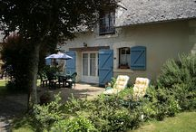 Gite Héron. Le Chant d'Oiseau / Héron, our large ground floor family gite sleeps up to 5 in two bedrooms. There's a large lounge, fully fitted kitchen, huge bathroom and it's also wheelchair-friendly!