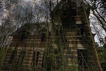mysterious houses-gizemli evler