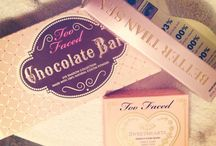 Chocolat bars and wraps