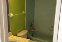 Bathroom Before & After / by Suzanne Speight