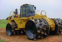 Heavy Equipment Design