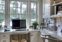 Office Spaces / by Kasey Hathorne
