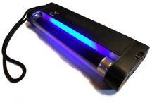 Luce Ultravioletta / Lampade di Wood e luce ultravioletta