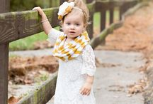 Little Ladies Closet  / by Amber Lazo