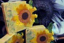 Мыло - Цветы