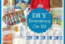 Emergency Kits / by Trina White