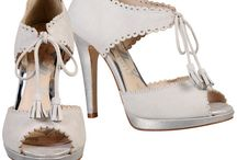 Bridal Shoes / Find Gorgeous Bridal Shoes @FABWedding