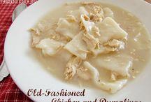 Recipes - Main Dishes / by Kitty Helton