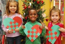 Elementary Christmas Crafts
