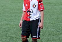Feyenoord - Joris Rijnja / Joris Rijnja - Soccerplayer