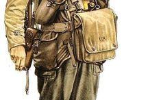 Military uniforms US
