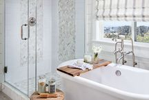 Lighting Ideas Bathroom / Lights is the perfect match for a stylish bathroom design! www.decolight.gr