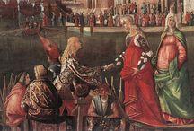 Carpaccio / Storia dell'Arte Pittura 15°-16° sec. Vittore Carpaccio  1465-1520