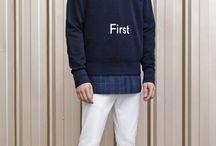 Printed Sweats / Menswear