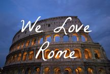 We Love Rome / We love Rome. A collection of the best photography of Rome from around the web.
