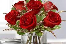 vaze cu flori