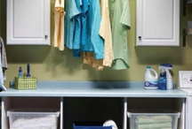 room saving/storage options LAUNDRY / by Amm Clayton