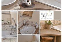 Salle de bain & buanderie