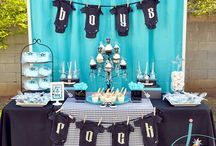 Party Ideas - Baby Showers! / by Naomi Xiong