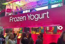 Helados de yogurt