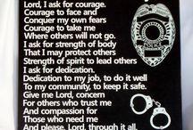 Policeman Prayer