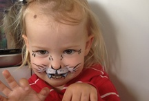 Face painting ≤3