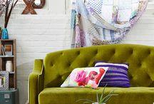 new job new apartment / by Dina Fraioli