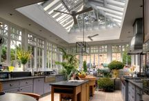 Sunrooms / by Adele Williams