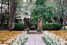 Woodlands wedding