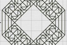 free border patterns