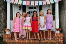 A TRULY SCRUMPTIOUS TEA PARTY / Little girls truly scrumptious tea party.