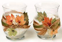 Crafts - Thanksgiving/Fall / by Cheryl Jansen