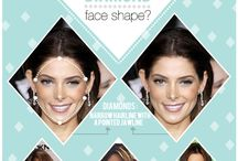 diamond face shap