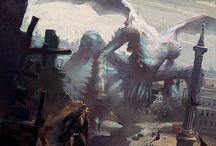 RPG - Horror Art