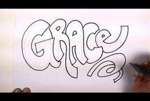 Graffiti / Graffiti ideas