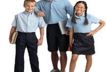Affordable  School Uniforms / We provide stylish uniforms that are comfortable and durability. We offer Online school uniforms in Arizona such as polo shirts, dress shirts, skirts, shorts, blazers, pants, jumpers, scooters.