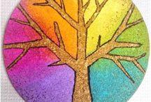 Pyssel med färg