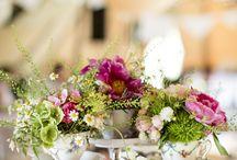 Lil & Alex 22nd July 2017 / Wedding Flower Inspiration