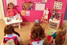 doll school