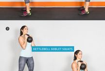 WOD / Workout of the Day - xfit, hiit, tabata