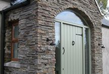 Fernhill Stone Houses and Homes - Design Ideas