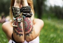 Tattoos pattern