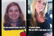 Raw Vegan Weight Loss