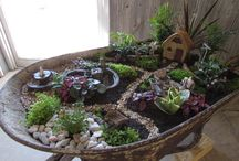 New Uses for Old things! / Gardening, Fairies, Fairy Gardening / by WholesaleFairyGardens.com